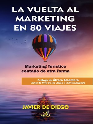 cover image of La vuelta al marketing en 80 viajes