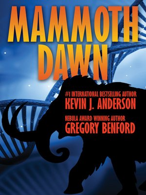 cover image of Mammoth Dawn
