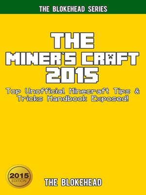cover image of The Miner's Craft 2015
