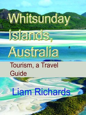 cover image of Whitsunday Islands, Australia