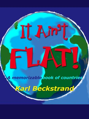 cover image of It Ain't Flat