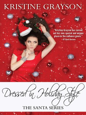 cover image of Dressed in Holiday Style
