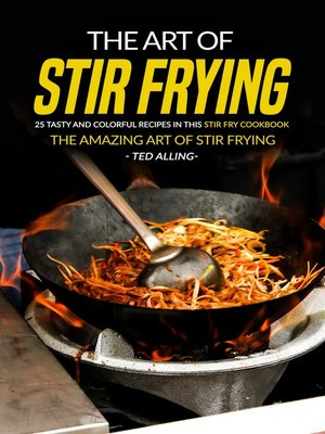 cover image of The Art of Stir Frying