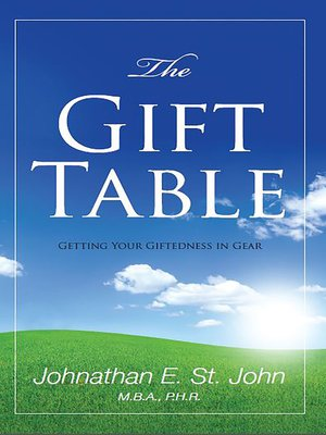 cover image of The Gift Table