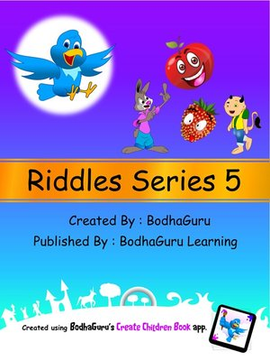 cover image of Riddles Series 5