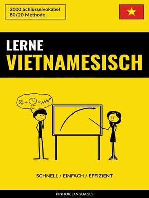 cover image of Lerne Vietnamesisch