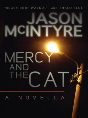 cover image of Mercy and the Cat