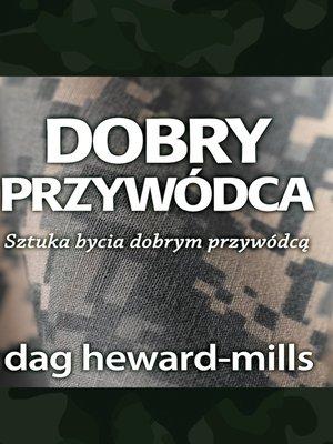 cover image of Dobry Przywódca