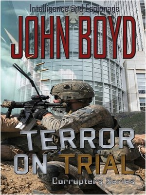 cover image of Terror on Trial