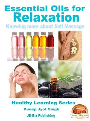 cover image of Essential Oils for Relaxation