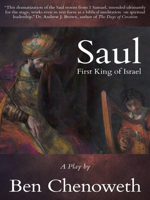 cover image of Saul, First King of Israel