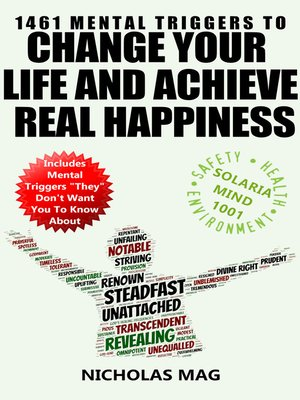 cover image of 1461 Mental Triggers to Change Your Life and Achieve Real Happiness