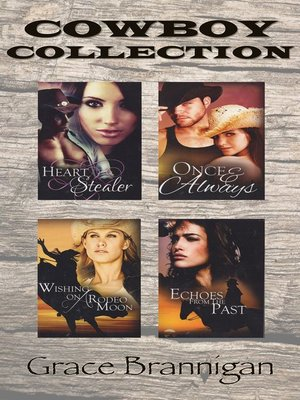 cover image of Cowboy Romance Collection