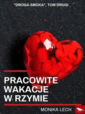 cover image of Pracowite wakacje w Rzymie