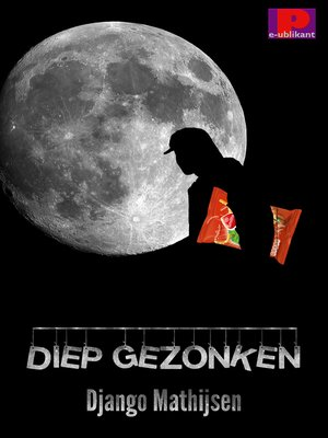 cover image of Diep gezonken