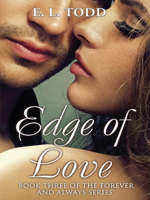 cover image of Edge of Love