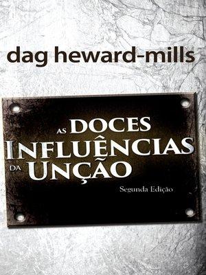 cover image of As Doces Influências Da Unção
