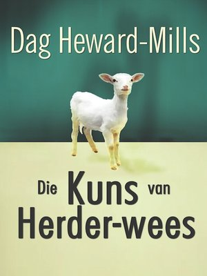 cover image of Die kuns van Herder-wees