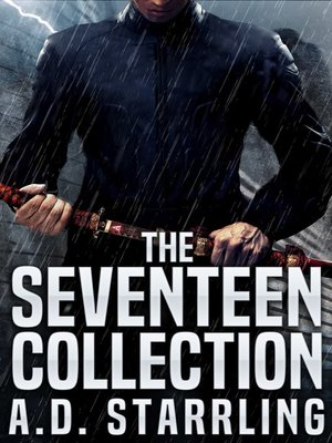 cover image of The Seventeen Collection (Seventeen Series Thrillers Books 1-3)