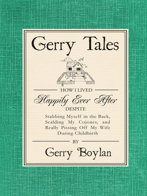 cover image of Gerry Tales