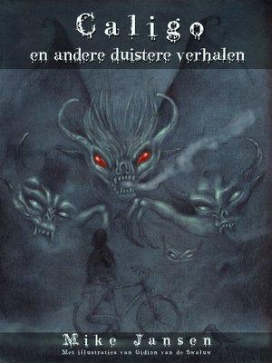 cover image of Caligo en andere duistere verhalen