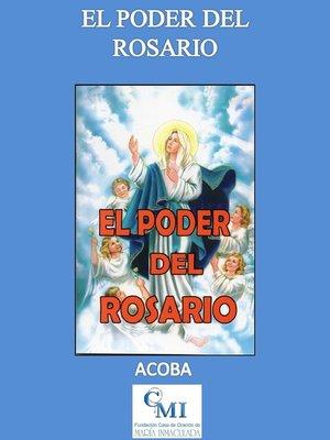 cover image of El Poder del Rosario