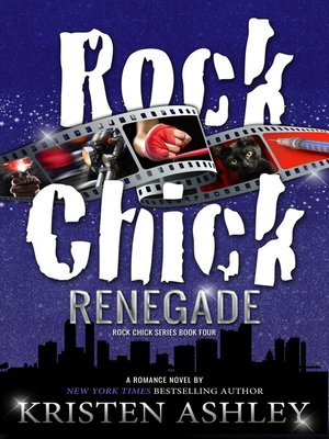 cover image of Rock Chick Renegade