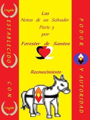 cover image of Las Notas de un Salvador Parte 3