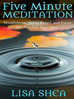 cover image of Five Minute Meditation