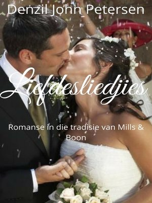 cover image of Liefdesliedjies