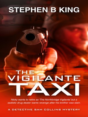 cover image of The Vigilante Taxi