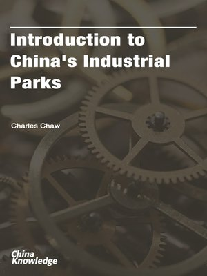 cover image of Introduction to China's Industrial Parks