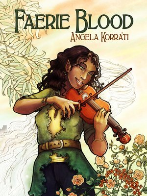 cover image of Faerie Blood