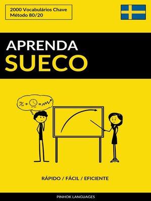cover image of Aprenda Sueco