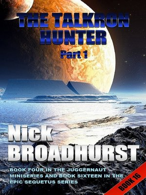 cover image of The Talkron Hunter Part 1