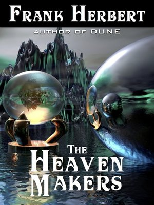 cover image of The Heaven Makers