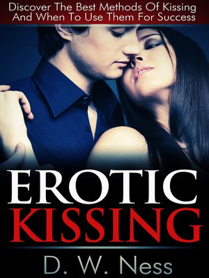 cover image of Erotic Kissing