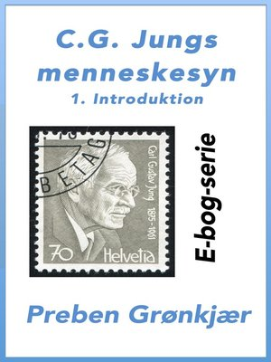 cover image of C.G. Jungs menneskesyn. 1. Introduktion