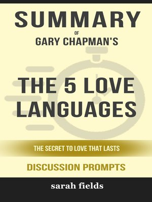 cover image of Summary of the 5 Love Languages