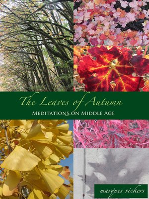 cover image of The Leaves of Autumn