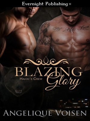 cover image of Blazing Glory