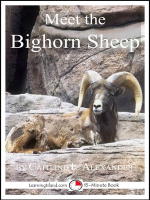 cover image of Meet the Bighorn Sheep