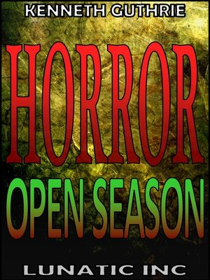 cover image of Horror 4