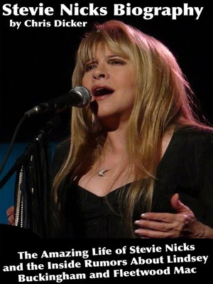 cover image of Stevie Nicks Biography