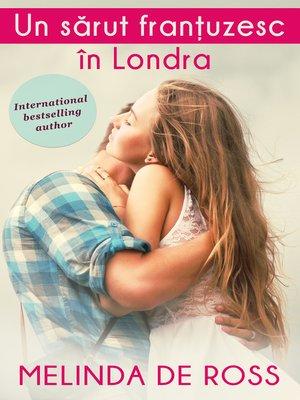 cover image of Un sărut franțuzesc în Londra