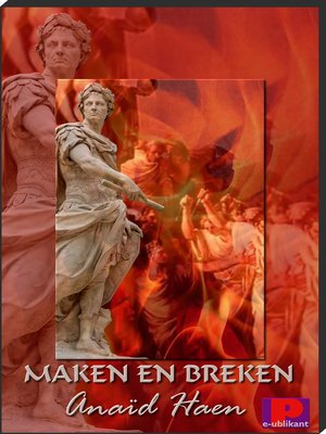 cover image of Maken en breken