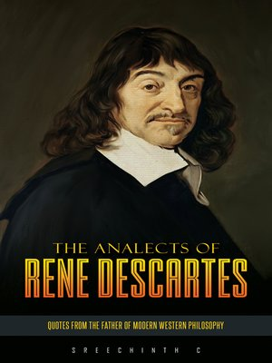 cover image of The Analects of Rene Descartes