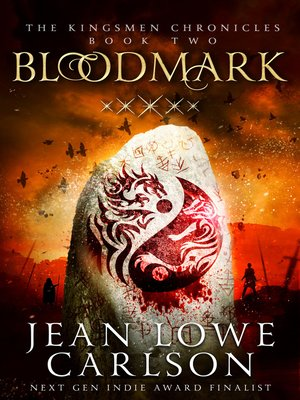 cover image of Bloodmark (The Kingsmen Chronicles #2)