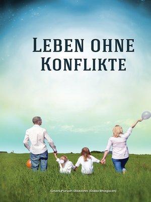 cover image of Leben ohne Konflikte (In German)