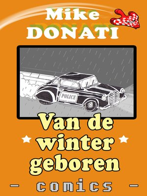 cover image of Van de winter geboren